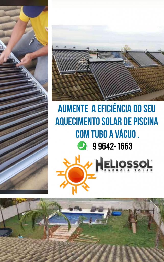 As melhores soluções para você economizar - Aquecimento solar