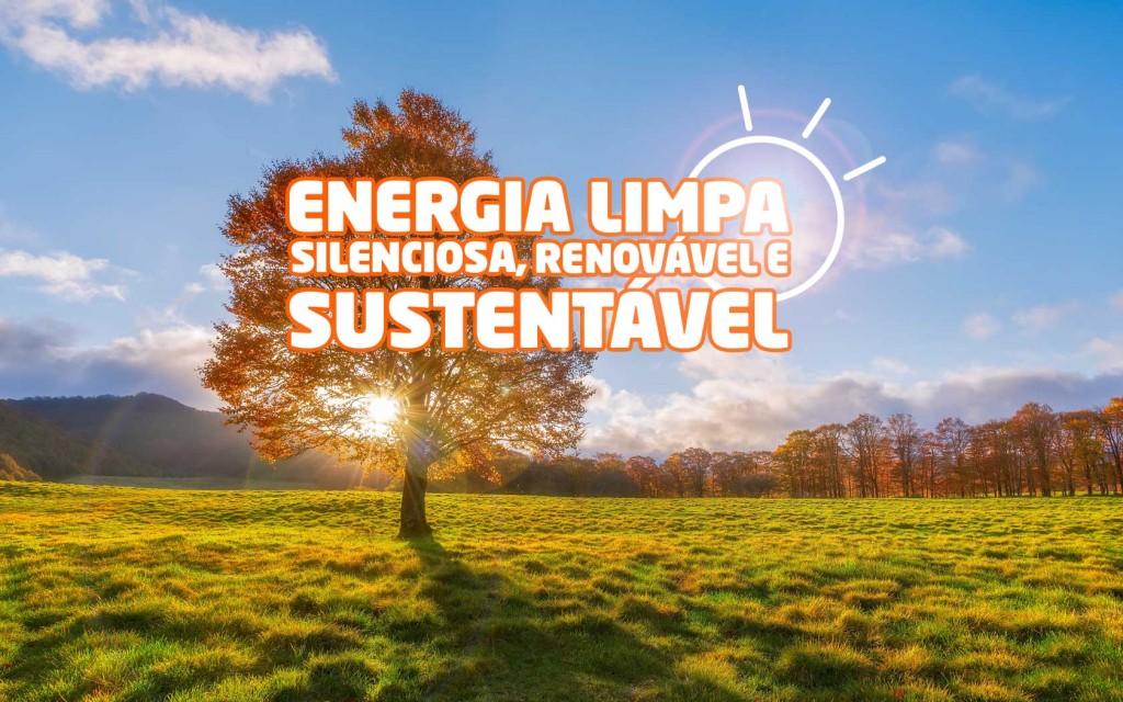 EM POUCOS ANOS MAIS DE 84% DE ENERGIA GERADA SERÁ DE FONTES RENOVÁVEIS